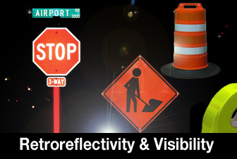 Retroreflectivity & Sign Visibility