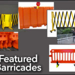 Barricades - Traffic Barricades, Crowd Control Barricades
