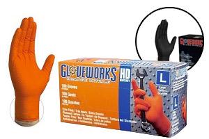 Gloveworks Nitrile Gloves