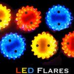 LED Road Flares