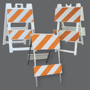 Type II Barricades